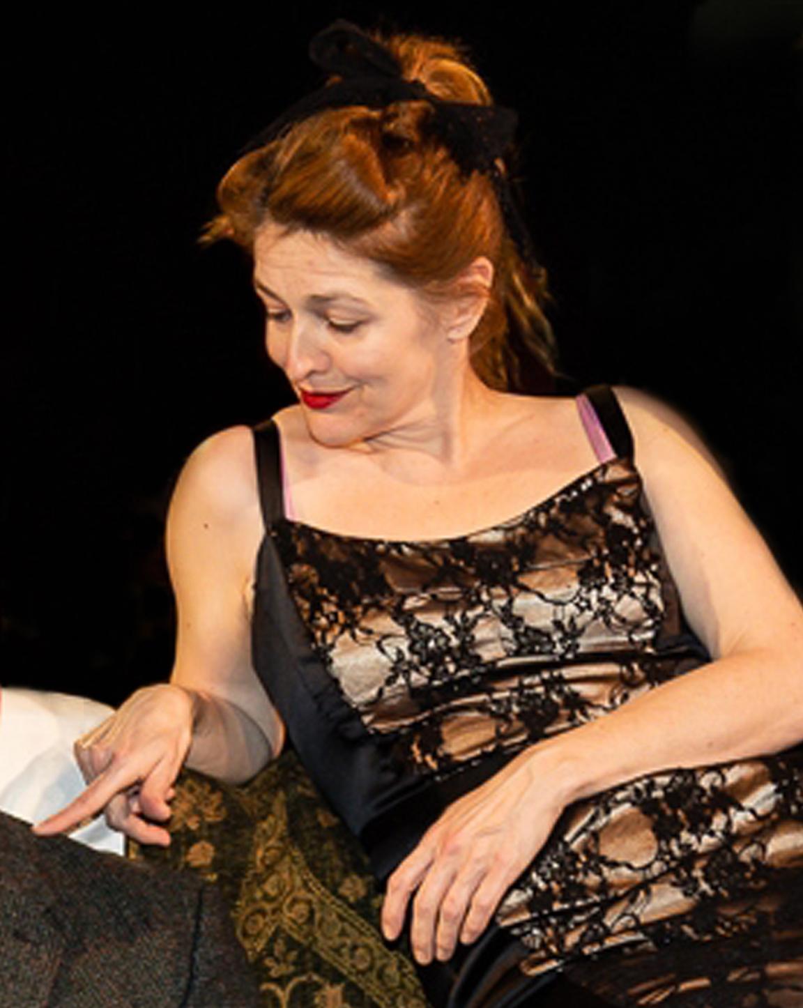 Marie Cooper Actor