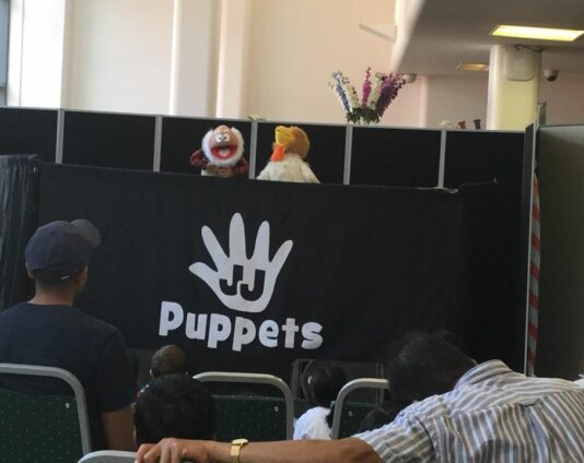 JJ Puppets Picture 2