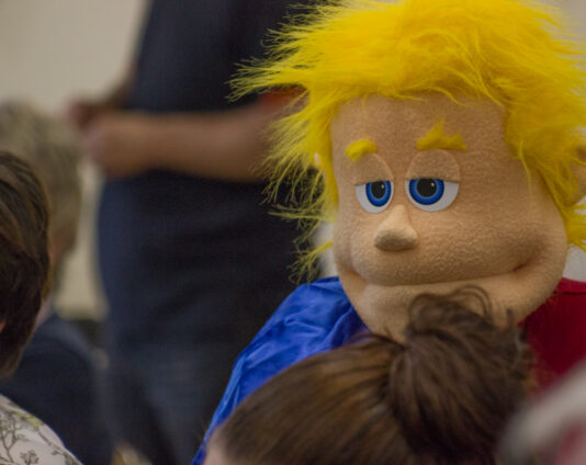 JJ Puppets Picture 4