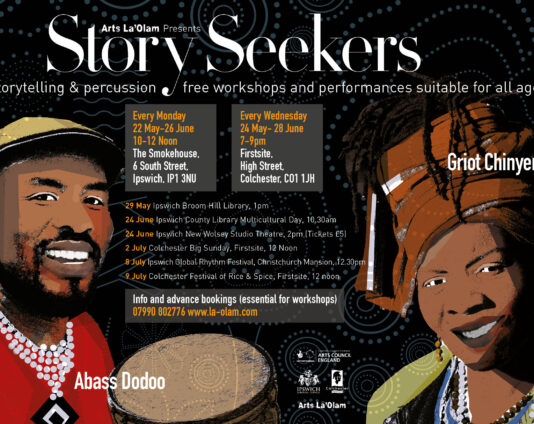 StorySeekersPoster