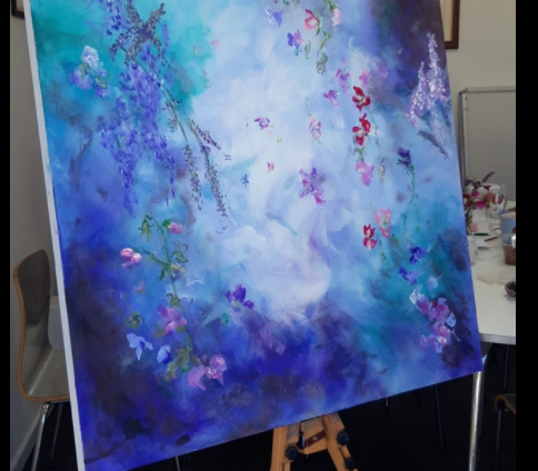 Maria McNevin – Graphics and Acrylics