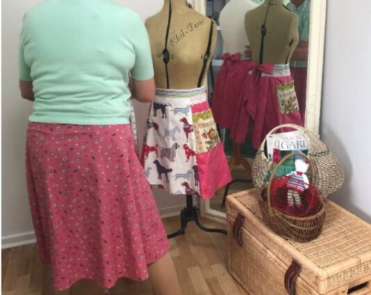 Vintage & Upcycle Clothing