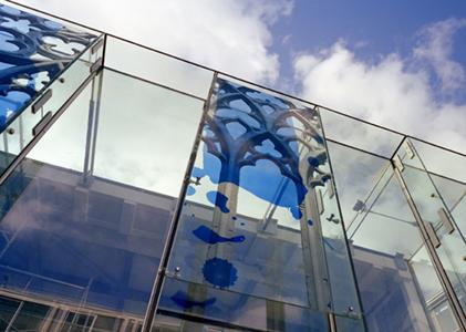 Princesshay glass commission